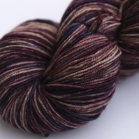 Distraction - Superwash merino yak nylon 4 ply yarn