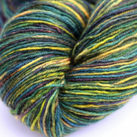 SALE: Mixed Up - Superwash Bluefaced Leicester 4 ply yarn