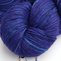 Intiution - Superwash wool-nylon 4 ply yarn
