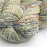 SALE: Drifting - Superwash Bluefaced Leicester laceweight yarn