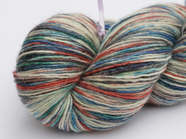 Seafaring - Superwash Bluefaced Leicester 4 ply yarn