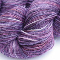 Dreamworld - Superwash Bluefaced Leicester, bamboo 4 ply yarn