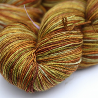 Driftwood - Superwash merino, yak, nylon 4 ply yarn