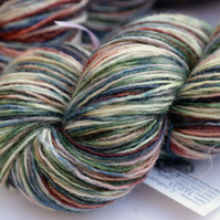 Lochside - Superwash Bluefaced Leicester 4 ply yarn