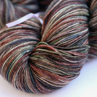 Hideaway - Superwash merino-yak-nylon 4 ply yarn