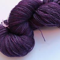 Memory - Silky Superwash Bluefaced Leicester laceweight yarn