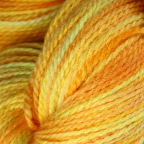 SALE Bring Me Sunshine - Sport weight merino yarn
