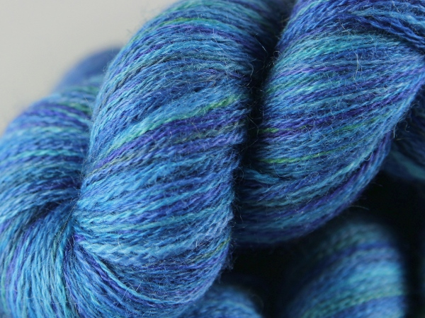 SALE Elgar - Bluefaced Leicester laceweight yarn