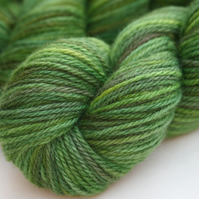 Edinburgh - Bluefaced Leicester aran yarn