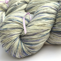 Slight Confusion - Superwash Bluefaced Leicester Bamboo 4 ply yarn