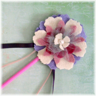 Flower Fairy Princess Wand