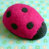 Lucky Ladybird Pincushion