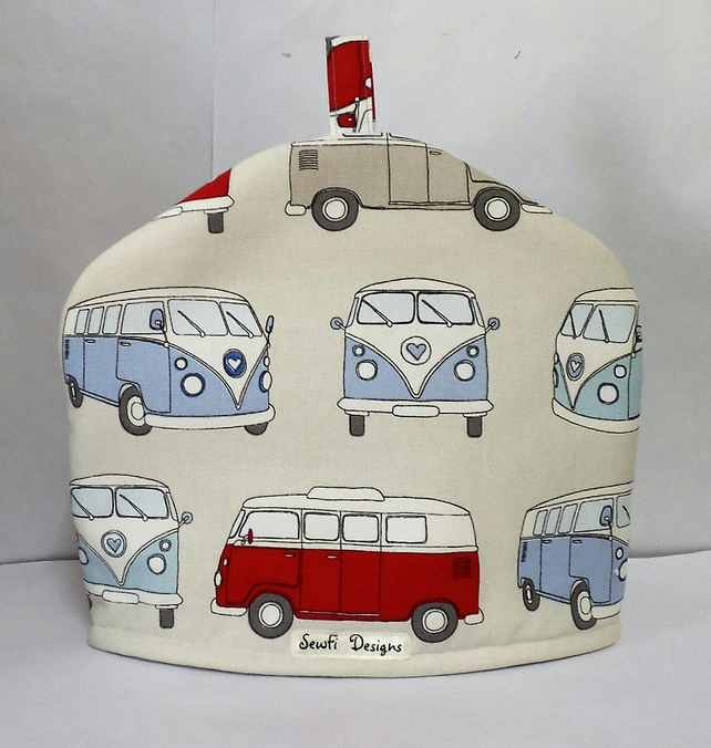 Large Tea cosy. Vw campervan.