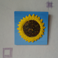 small sunflower
