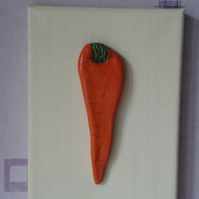 just a carrot
