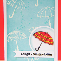 Laugh Smile Love