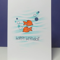 Fishy Birthday