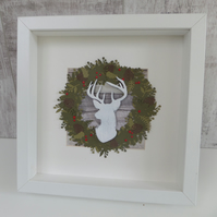 Rustic Stag Picture