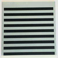 Simply Stripes Stencil