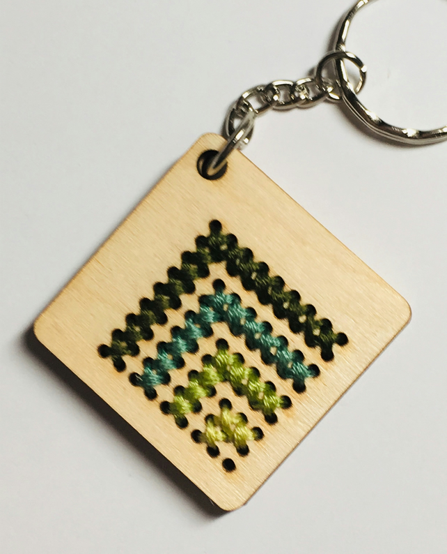 Ply and Thread Keyring