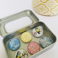 Glass Magnets in Presentation Tin