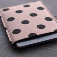 iPad Mini Cover Case, Sumsung Tab S2 8'' Cover, iPad Mini Case, Polka Dot Sleeve