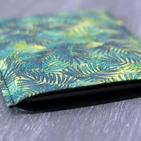 iPad Mini Cover, Green iPad Mini Sleeve, Tropical Sumsung Cover