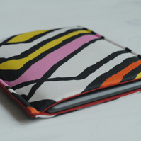 Zebra Kindle Touch Cover, Kindle Paperwhite Sleeve,Kindle Cover with zebra print