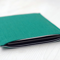 Kindle Touch Cover, Green Kindle Paperwhite Sleeve, Padded Kindle Cover