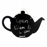 Tea Pot Blackboard