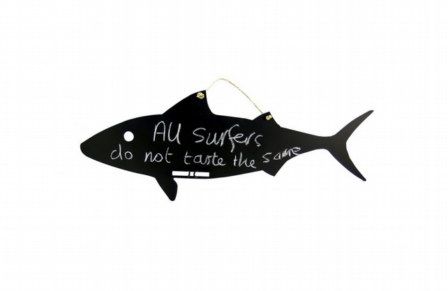 Shark Blackboard