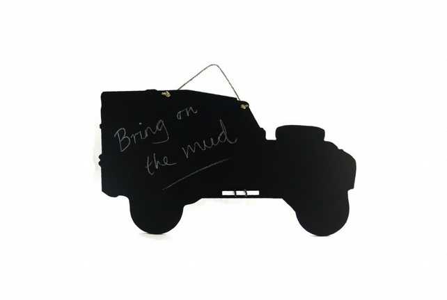 Land Rover Series 2 Blackboard