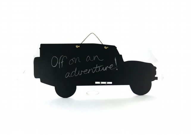Land Rover Defender Blackboard