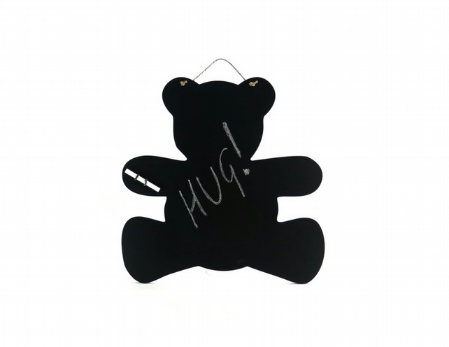 Teddy Bear Blackboard