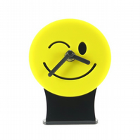 Cheeky Emoji Desk Clock