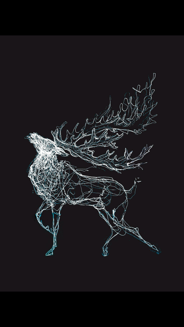 The Stag A4 (print)
