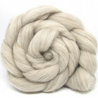 Swaledale Combed Wool Top for Spinning 100g
