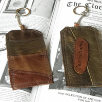 Real Leather Key Fobs (Code: LKFB012)