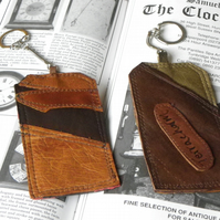 Real Leather Key Fobs (Code: LKFB015)