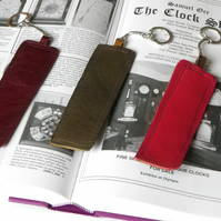 Real Leather Key Fobs (Code: LKFB001)
