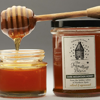Dark Mountain Honey (2 jars)