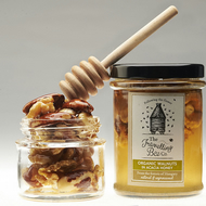 Organic Walnuts in Acacia Honey (2 jars)