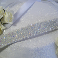 Wedding bridal prom  headband