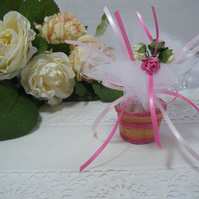 Readymade wedding favours custom made to your requirements - Tiny Baskets