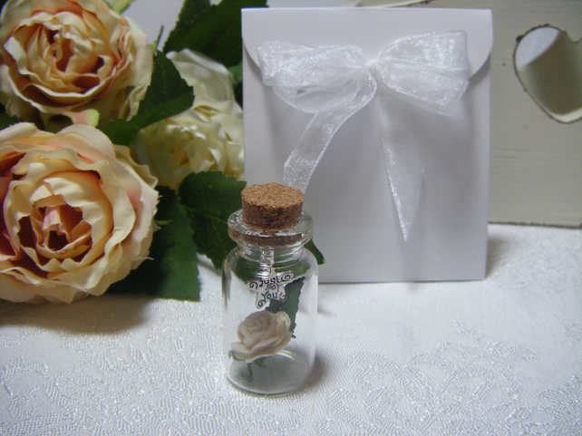 Miniature Wedding Favour or Guest Gift