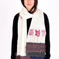 Urban Winter British Alpaca Scarf