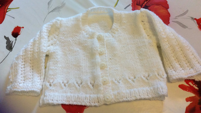 16 inch Little Lacy Cardigan