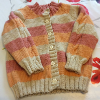 22 inch Sunset Cardigan