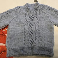 16 inch Lacy a Front Jumper