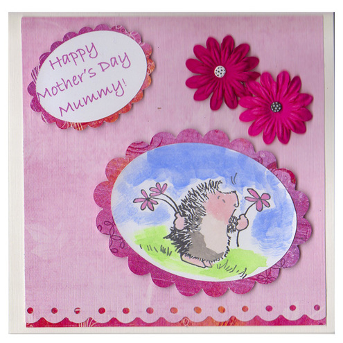 A Hedgehog for Mother's Day